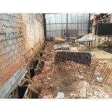 Empresas demolição barata na Industrial