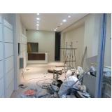 forro de gesso para apartamento pequeno quanto custa na Vila Aeroporto