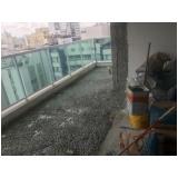 impermeabilização de gesso para paredes enterradas preço Vila Embira