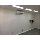 instalação elétrica aparente externa Aclimação