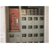 instalação elétrica para forno elétrico Baeta Neves