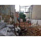 Onde achar Construtora de Obras Comerciais na Vila Alzira