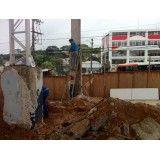 Onde achar empresa de demolição no Jardim Amália