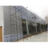 pintor de fachada comercial