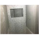 pisos e azulejos para banheiro preço na Vila Cecília Maria