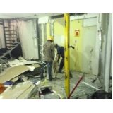 quanto custa demolição de grande porte no Brooklin Velho