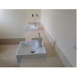 reforma banheiro pequeno Parque São Lucas