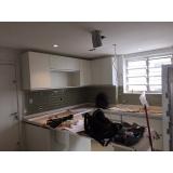 reforma de apartamento 70m2 Parque do Pedroso