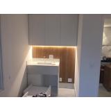 reforma de apartamento novo Vila Príncipe de Gales