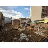 Serviço de Demolição no Jardim Paula